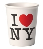 I Love New York taza