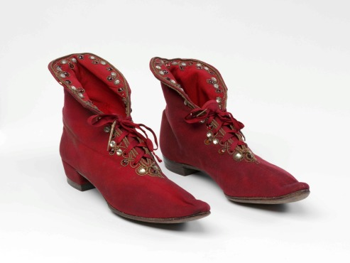 Shakespeare, zapatos