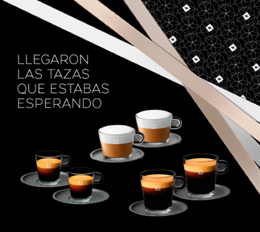 Nespresso, Glass Collection